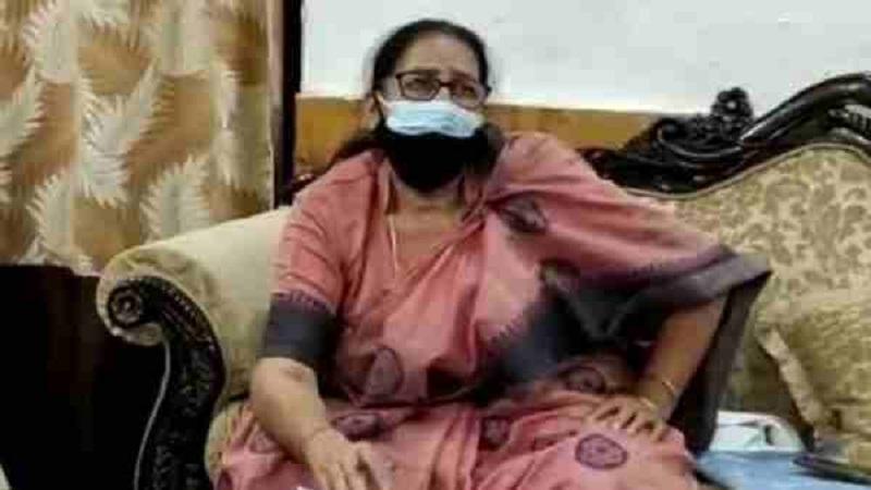 मीना कुमारी के बयान  पर सपा और कांग्रेस हमलावर।