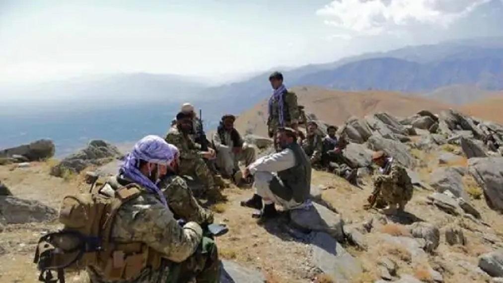 तालिबान ने कहा कि हमारे लड़ाके अब पंजशीर की ओर बढ़ रहे हैं।