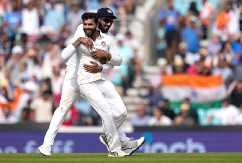 भारत की इस ऐतिहासिक जीत में शार्दुल ठाकुर ने अहम भूमिका निभाई।