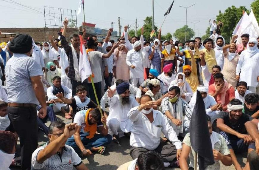गुरनाम सिंह ने आंदोलन को खत्म करने का एलान कर दिया है।